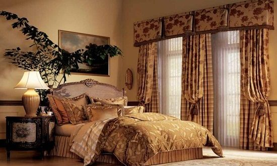 Victorian Bedroom Curtain Designs Interior Design